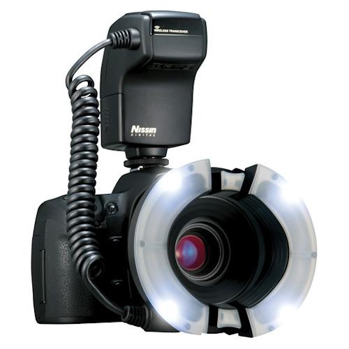Nissin MF-18 Ring Flash Nikon