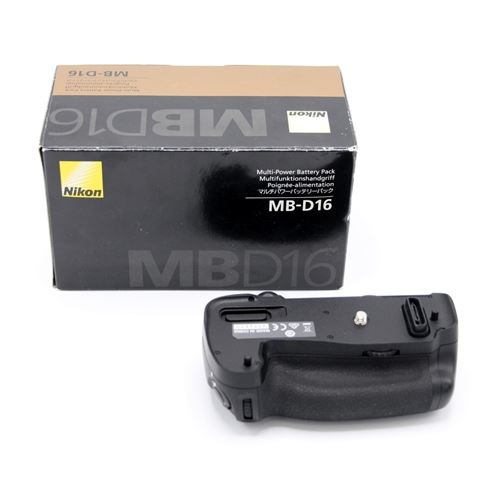 kamera express nikon mb d16 battery grip voor nikon. Black Bedroom Furniture Sets. Home Design Ideas