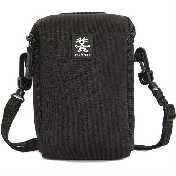 Crumpler Drewbob Camera Pouch 100 black/black