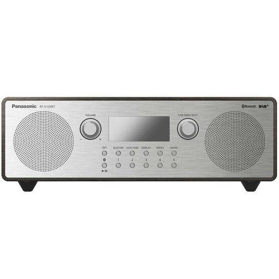 Panasonic RF-D100BT Grijs