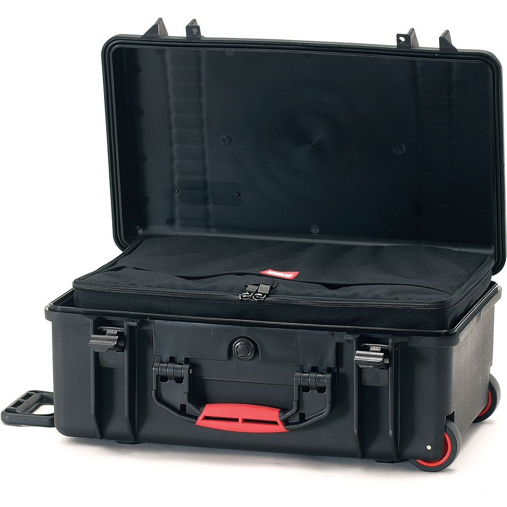 HPRC 2550W Wheeled Bag & Dividers
