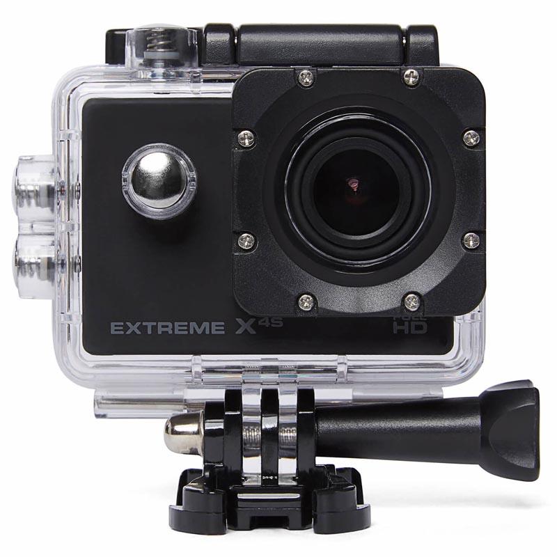 VIZU Extreme X4S 1080p Action Camera met Wifi