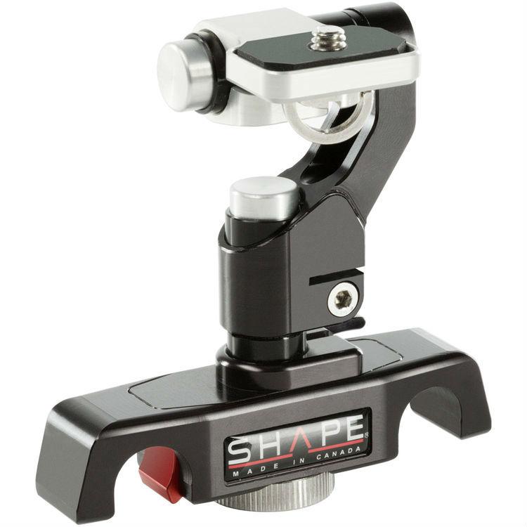 Shape RP215 2 Axis Push Button Arm 15mm Rod Bloc