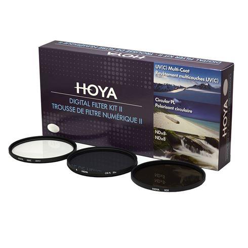 Hoya 72mm Digital Filter Kit II