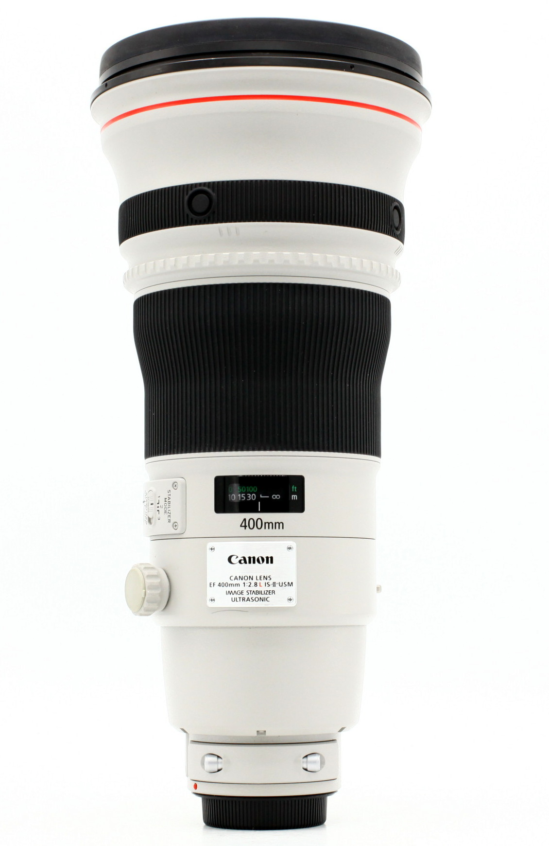 Canon EF 400mm F2.8 L IS USM II occasion