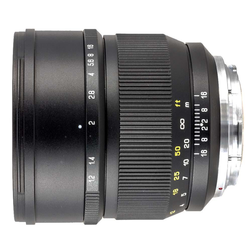 Zhongyi Mitakon 85mm f/1.2 voor Sony A