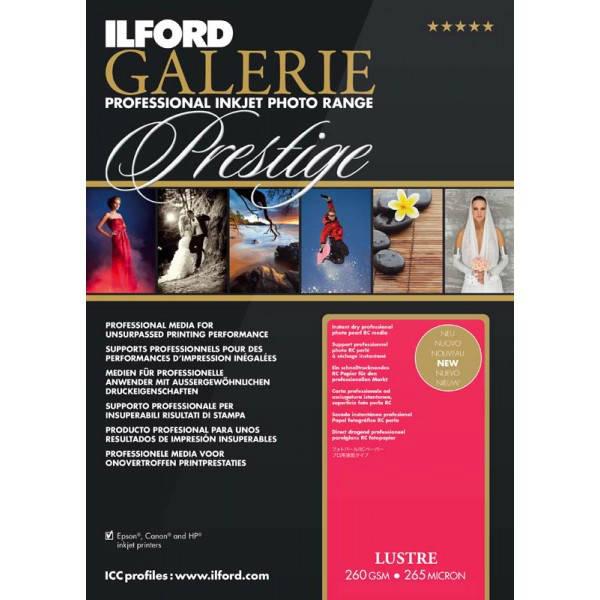 Ilford Galerie Satin Photo 10x15cm 100 vel