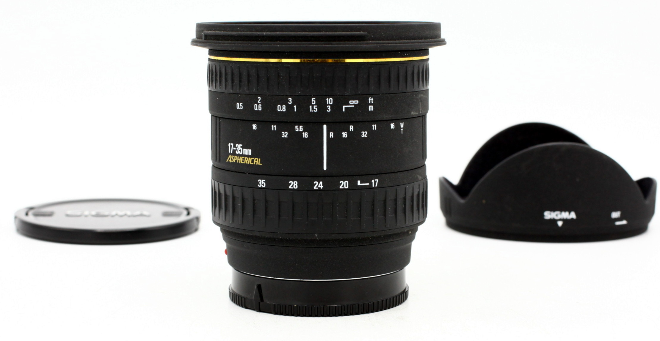 Sigma 17-35mm F/2.8-4D EX Aspherical Sony occasion