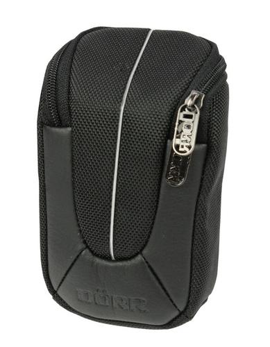 Dorr Yuma Camera Case L Black/Silver