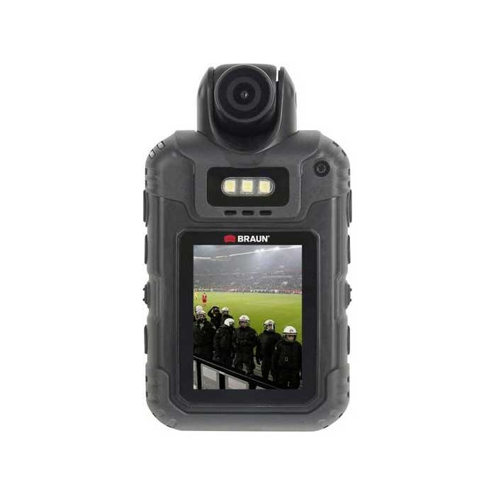 Braun Bodycam BCX5 OUTLET