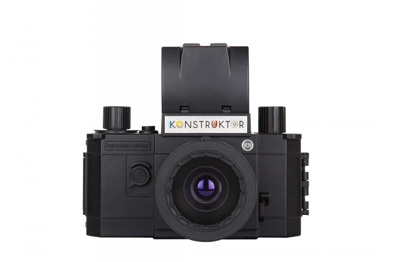 Lomography Konstruktor DIY Kit Analoge Camera