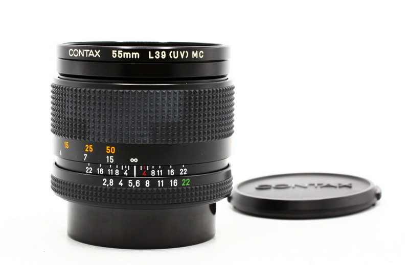 Contax Carl Zeiss Sonnar 85mm F/2.8 Contax MM occasion