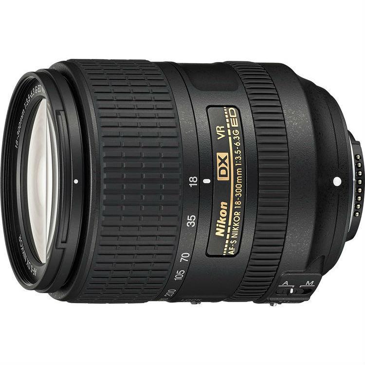 Nikon AF-S 18-300mm II F/3.5-6.3G ED VR DX