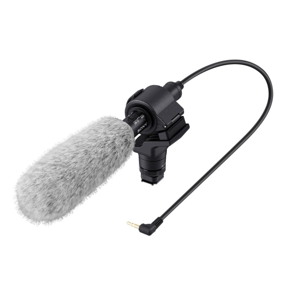 Sony ECM-CG60 zoom microfoon (ECMCG60.SYH)