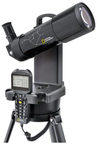 National Geographic Go-To Telescoop 70/350