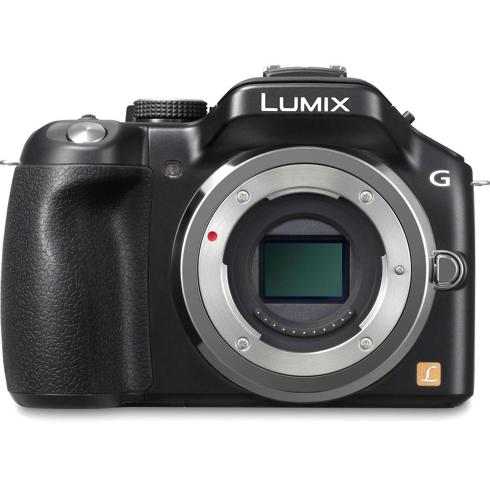 Panasonic Lumix DMC-G6 Body Zwart Ex-demo