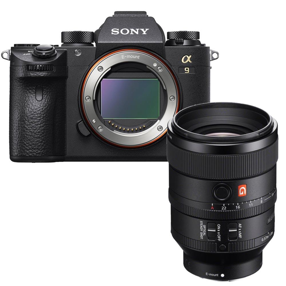 Sony A9 + 100mm F/2.8 STF GM