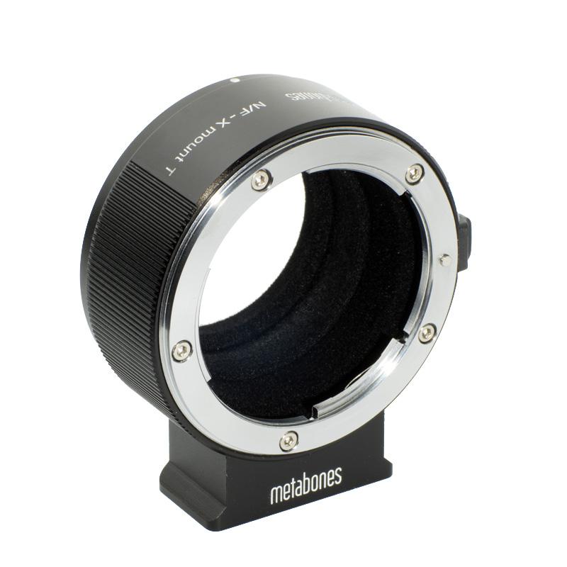 Metabones Nikon F Fuji X-Mount Adapter