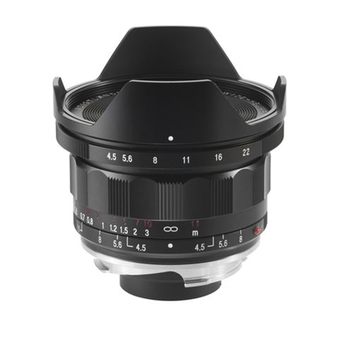 Voigtlander 15mm F/4.5 Super Wide Heliar M-Bajonett