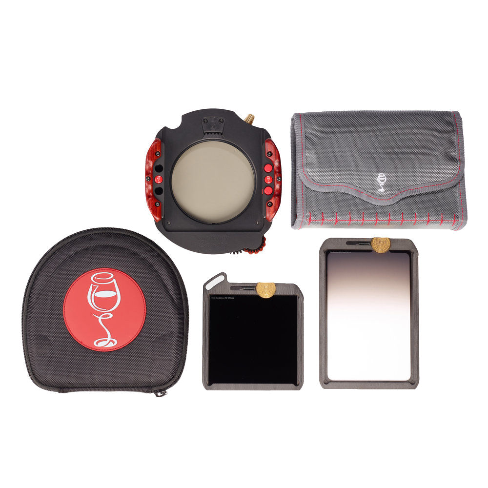 Wine Country Camera 100mm Starter Filter and Holder Kit