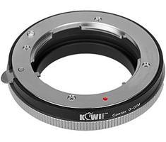 Kiwi Lens Mount Adapter (Contax G naar Canon M)