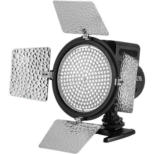 Yongnuo YN-216 5500K LED light