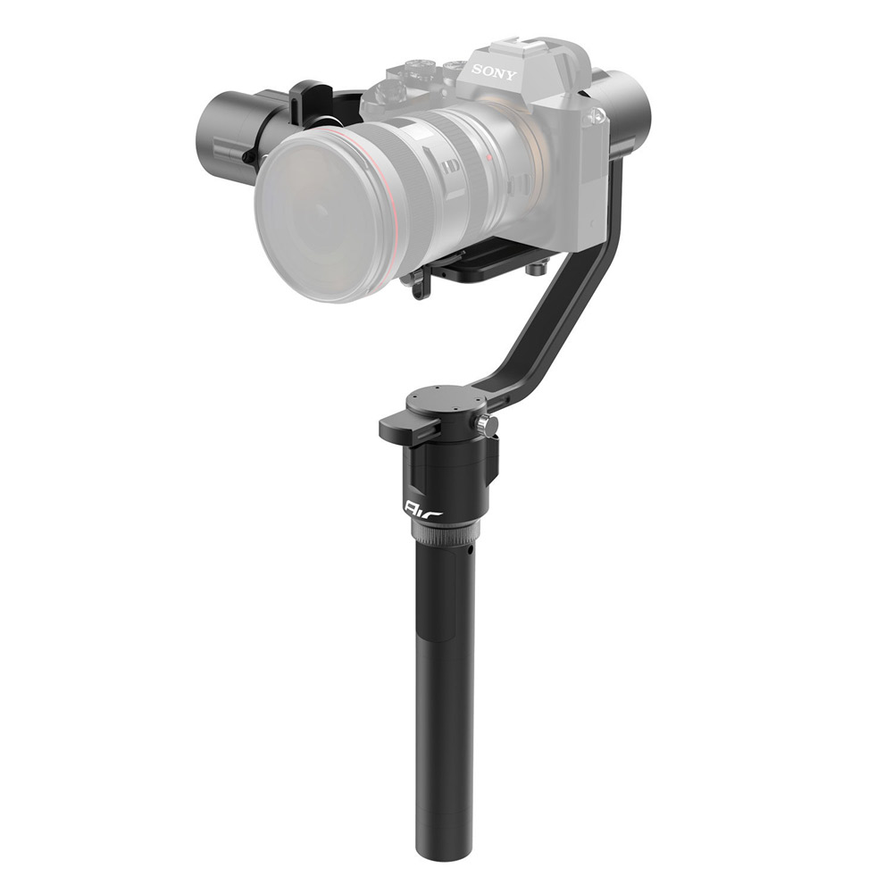 MOZA AIR 3-Axis Motorized Gimbal Stabilizer 3,2kg Capacity incl. dual handgrip