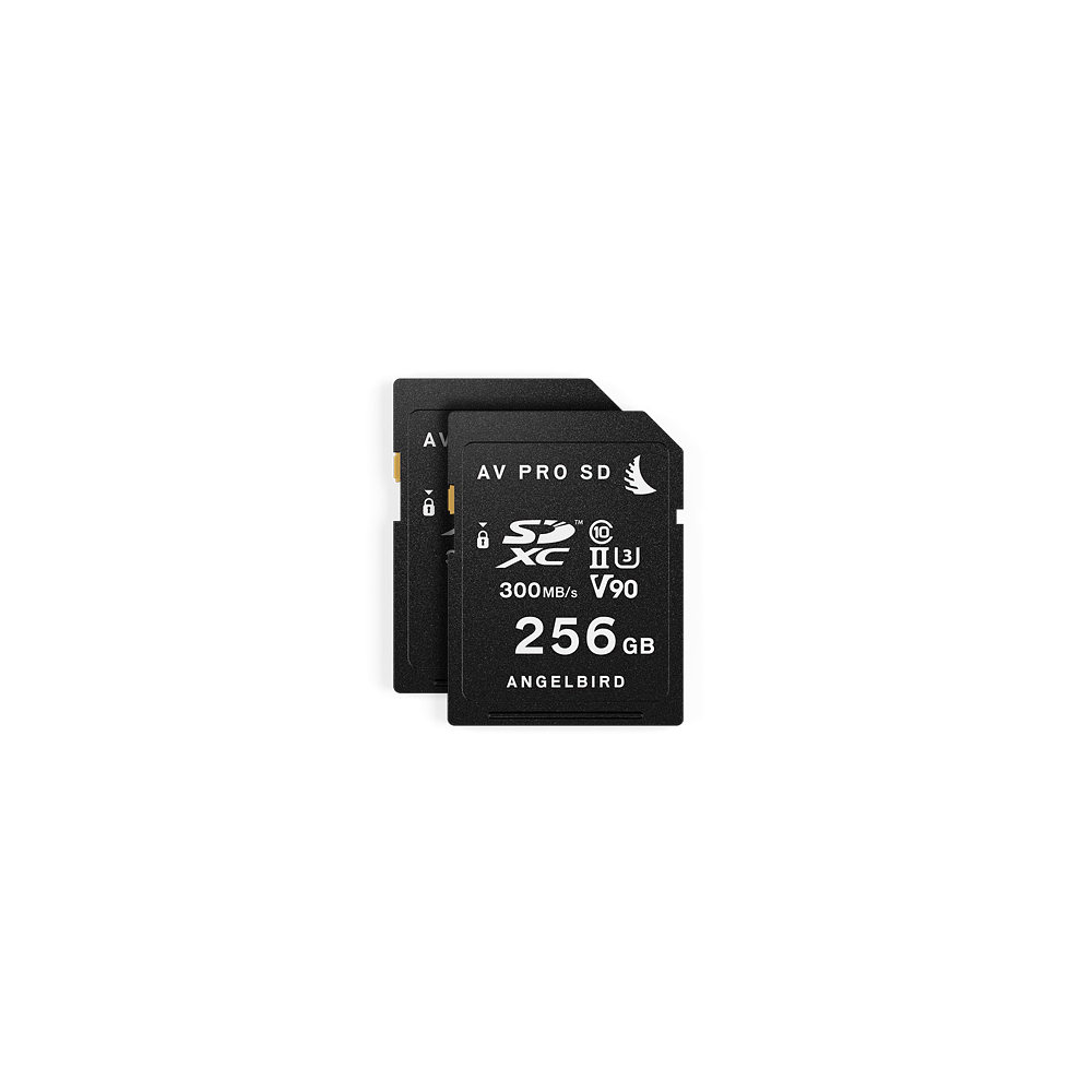 Angelbird Match pack for Panasonic GH5/GH5S (2x SD256)
