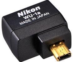 Nikon WU-1a wifi adapter voor smartphone of tablet - D3300, D3200, D5200, D7100, P330, P520, Coolpix A