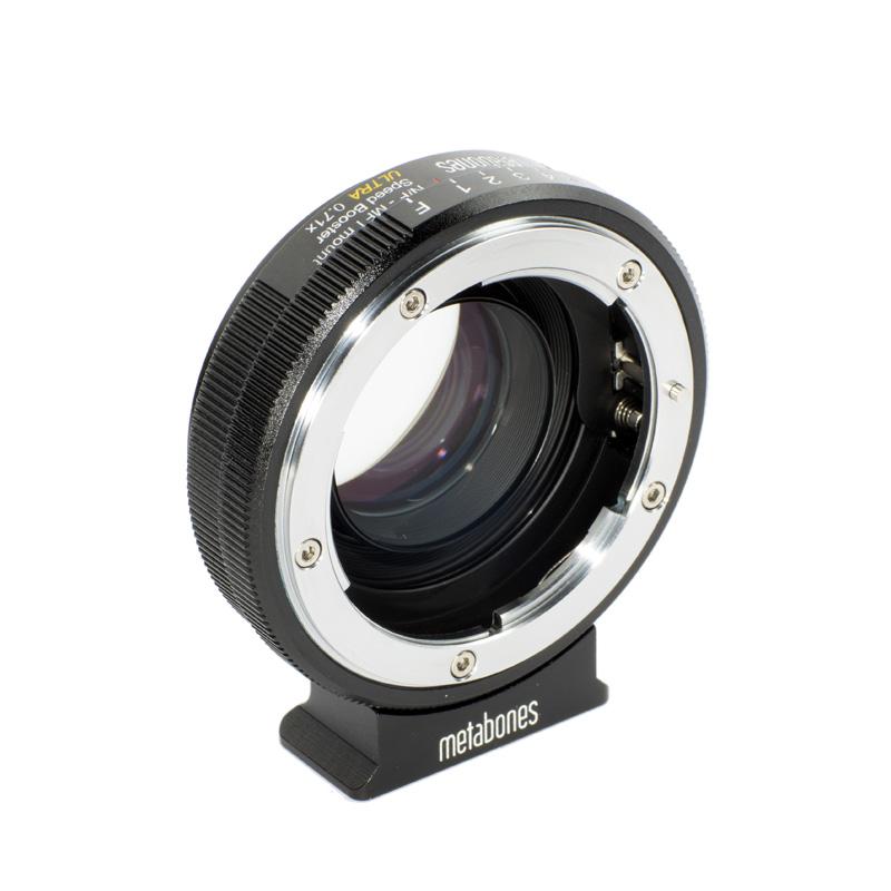 Metabones Adapter Nikon G naar MFT Speed Booster Ultra 0,71X