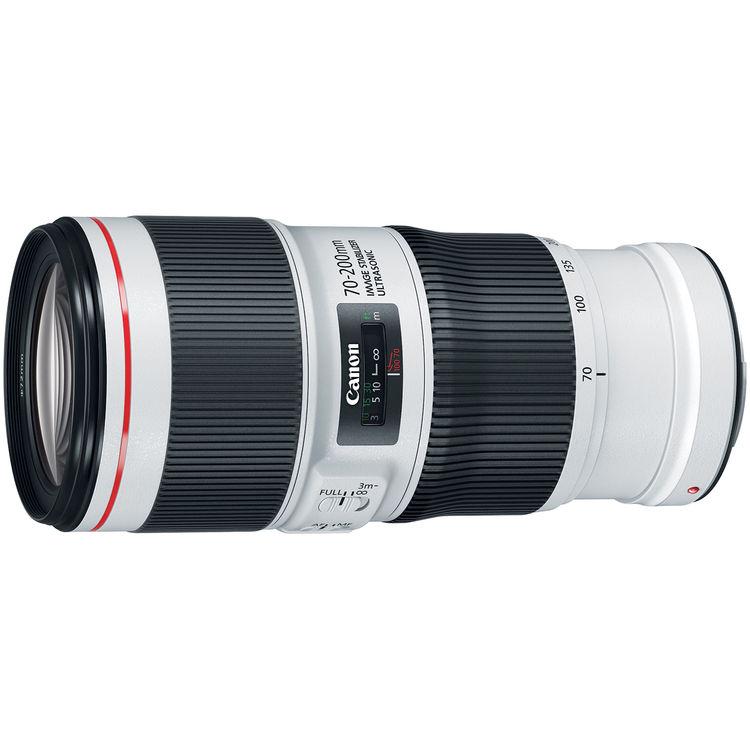 Canon EF 70-200mm F/4 II USM Outlet