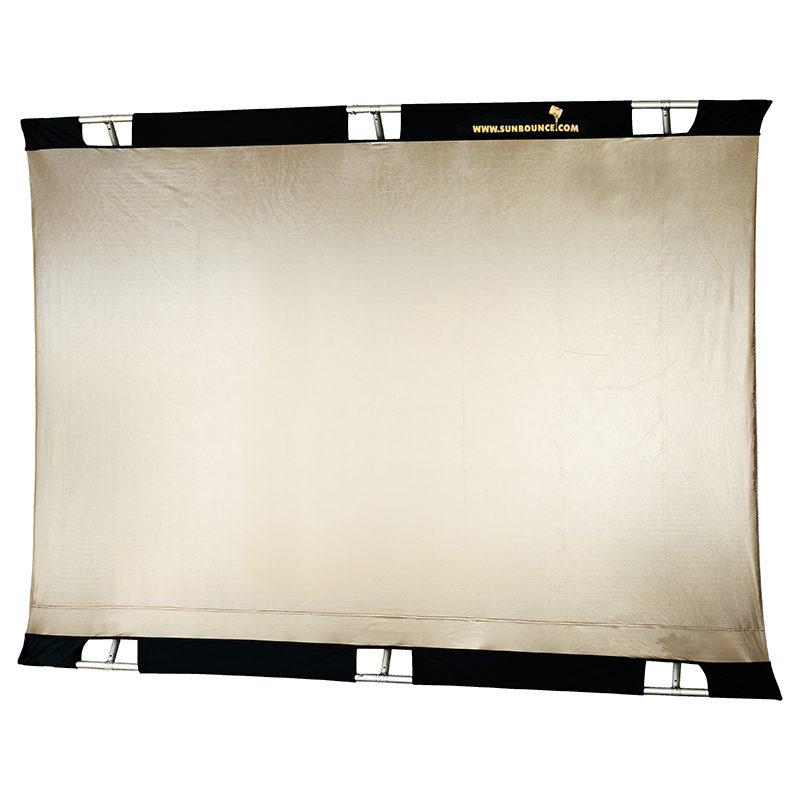 Sunbounce SB BIG KIT Zebra Gold / Silver - Backsite White (1 seam)