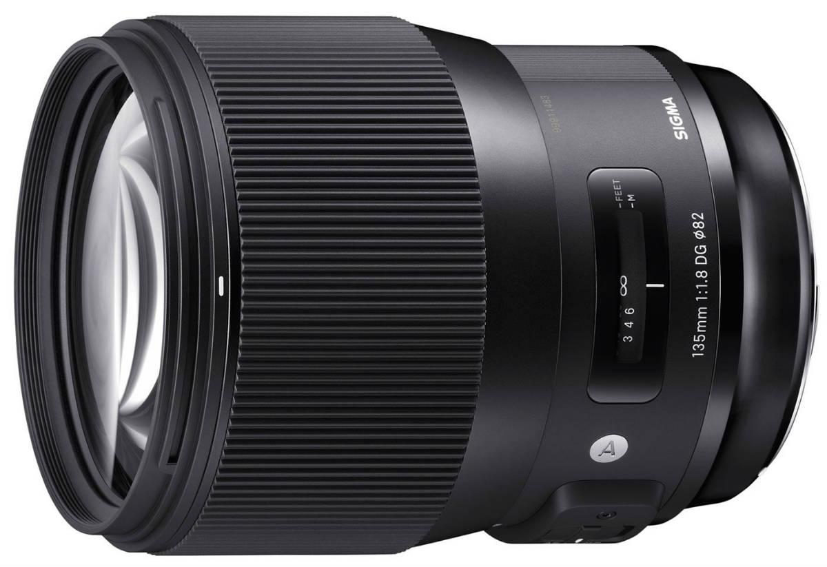 Sigma 135mm F/1.8 DG HSM ART voor Nikon