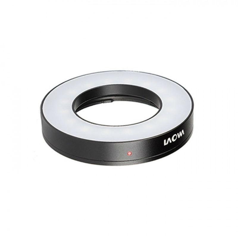 Venus Optics LAOWA Front LED Ring Light 25mm f/2.8 2.5-5X