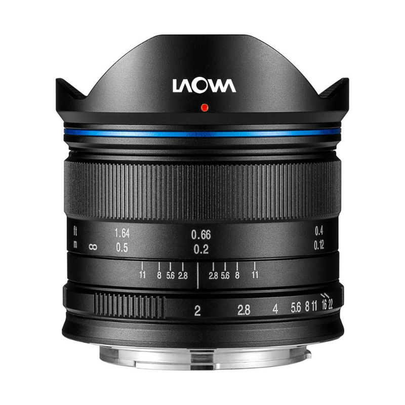 Venus Optics LAOWA 7.5mm F/2.0 Standard Black MFT