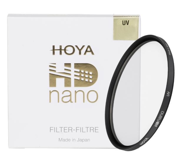 Hoya 62mm UV HD Nano