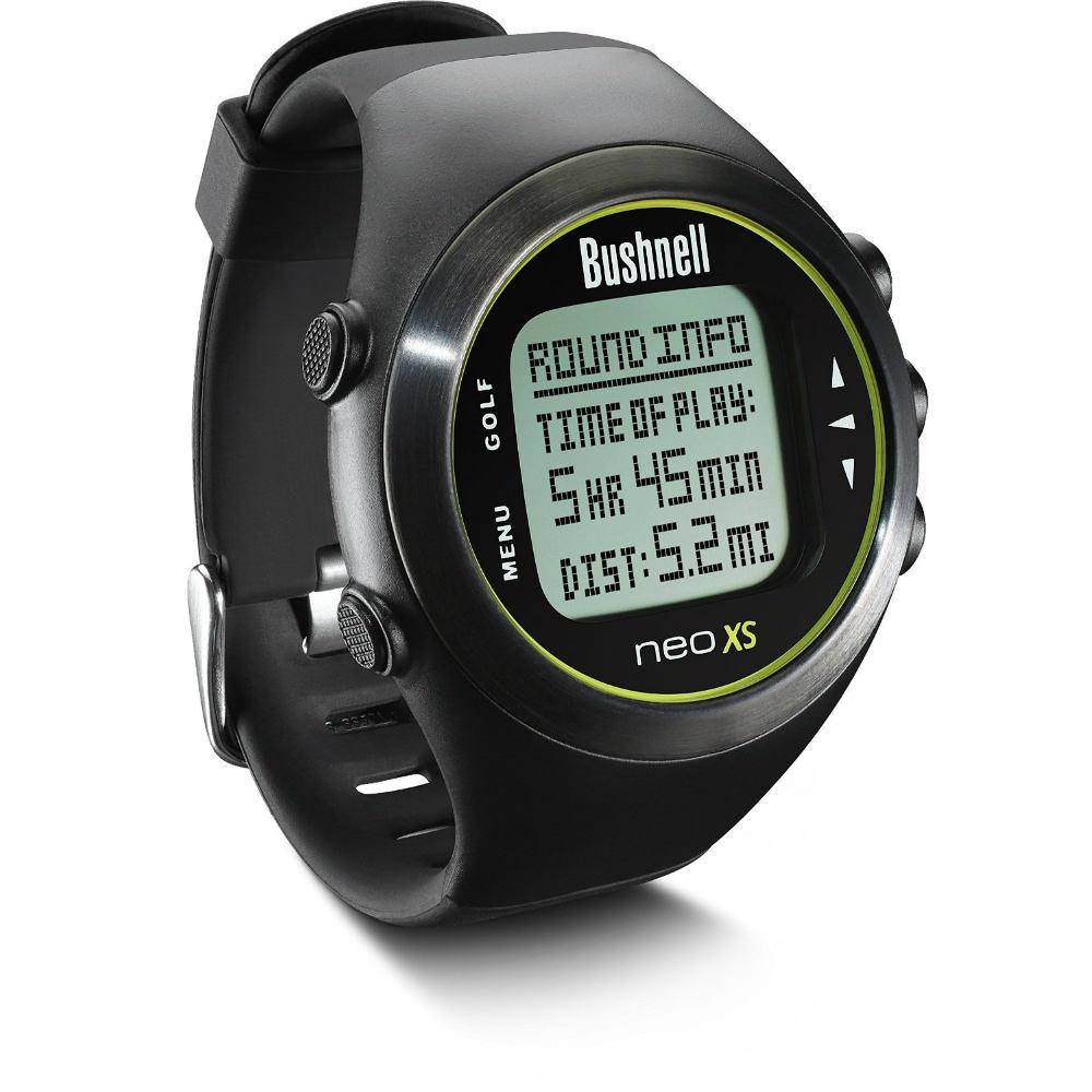 Bushnell NEO XS GPS, Zwart