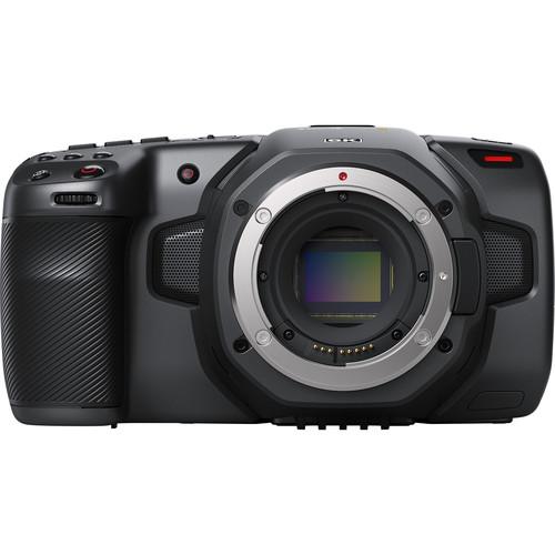 Blackmagic Design Pocket Cinema Camera 6K (Canon EF) PRE ORDER