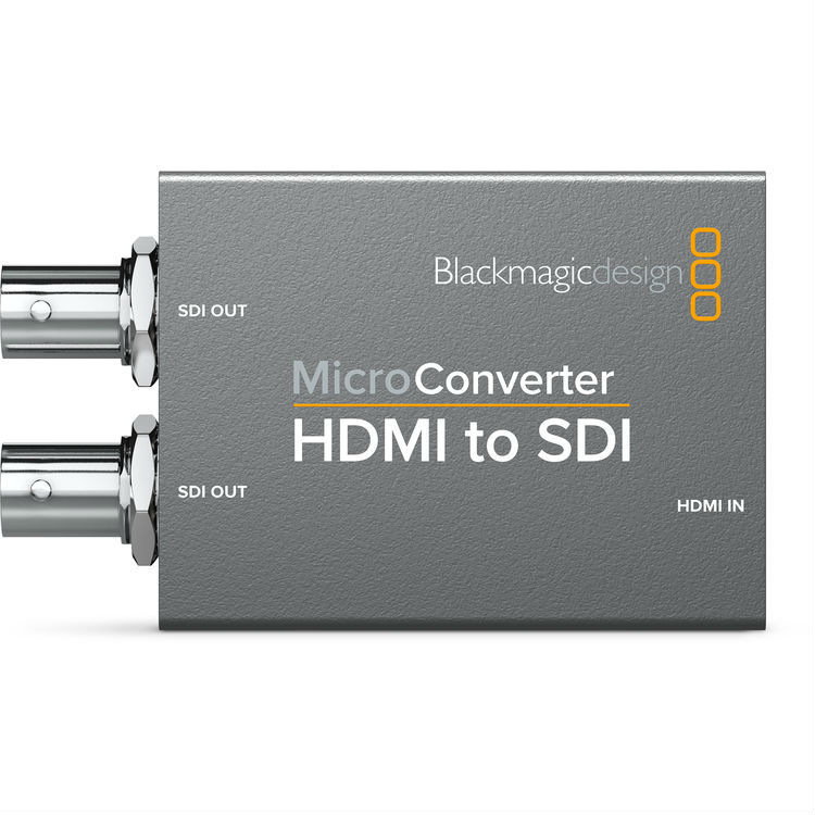 Blackmagic Micro Converter - HDMI to SDI (zonder AC adapter)