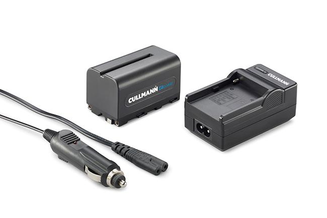 Cullmann CUpower BA 4400S Kit (NP-F750 + Lader)