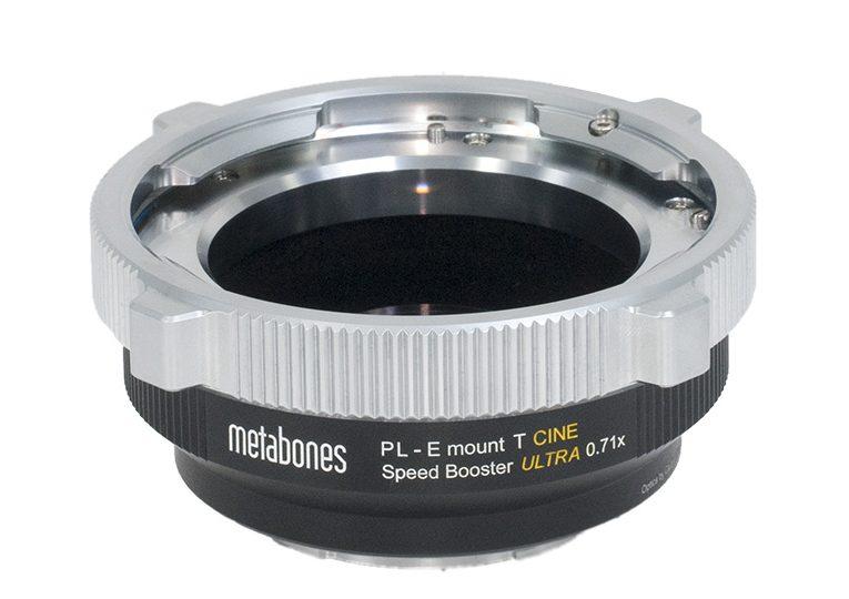 Metabones PL naar E-mount T CINE Speed Booster Ultra (0.71x)