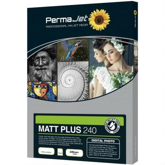PermaJet PJ51114 Matt Plus 240 A4 50 vel