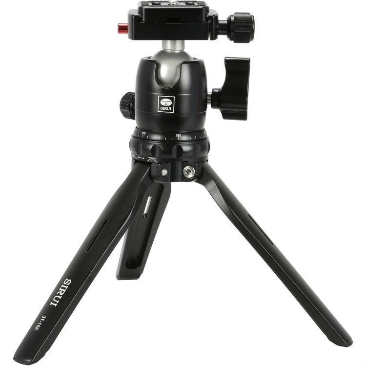 Sirui TableTop 3T-15K Black