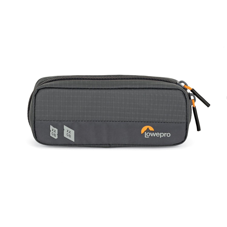 Lowepro GearUp Memory Wallet 20 grijs