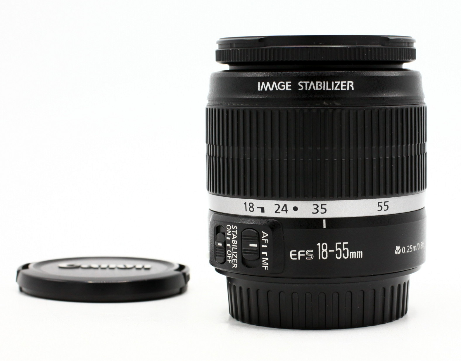 Canon EF-S 18-55mm F/3.5-5.6 iS occasion
