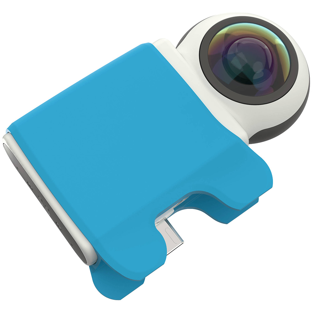 Giroptic iO Camera iOS