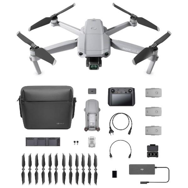 Kamera-Express-DJI Mavic Air 2 Fly More Combo + Smart Controller-aanbieding
