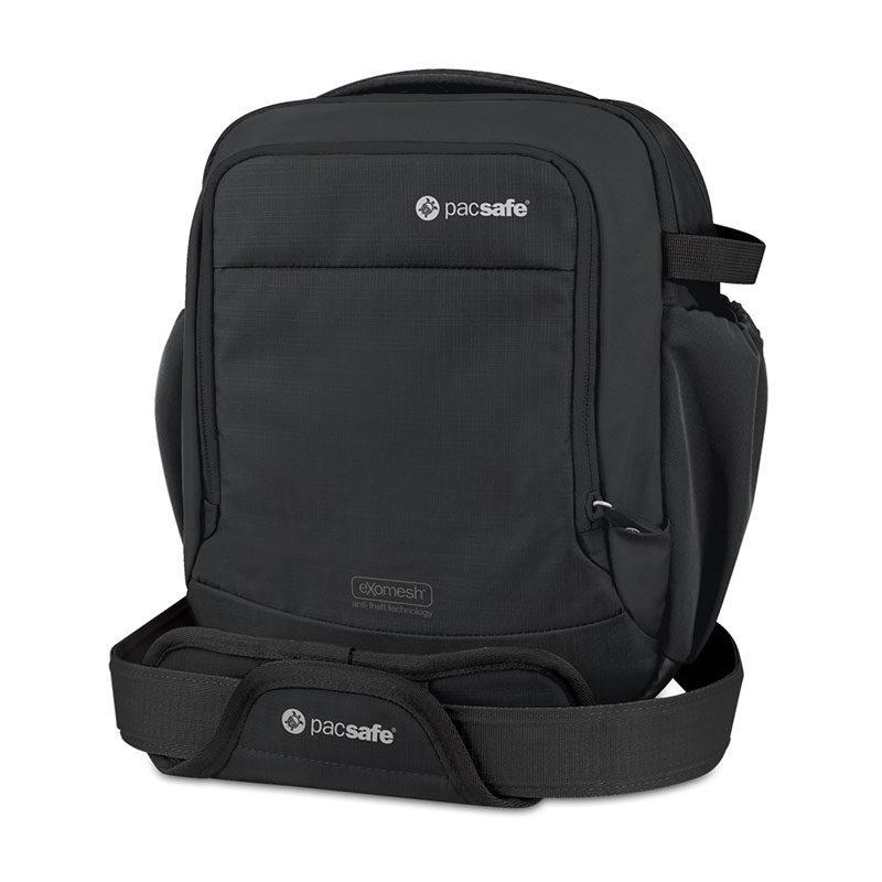 Pacsafe Camsafe V8 camera schoudertas Black