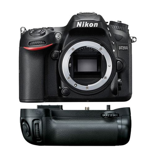 Image result for d7200 battery grip