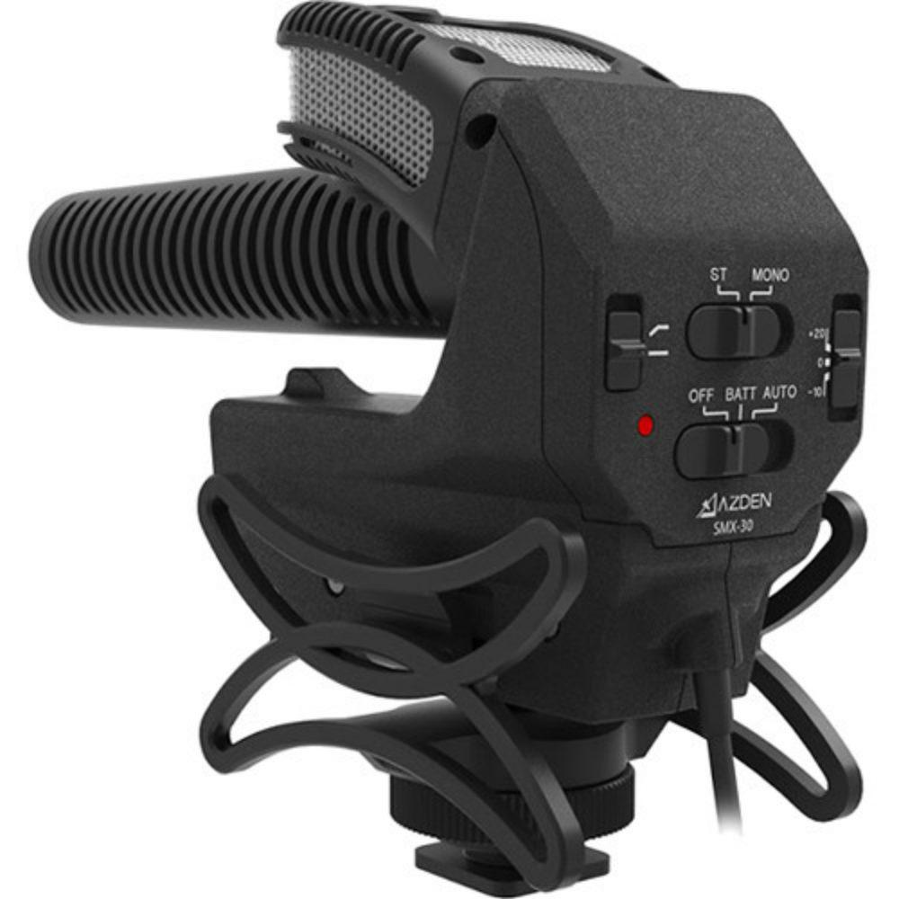 Azden SMX-30 Stereo-/Mono- Switchable Microphone